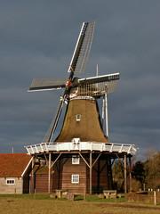 windmühle auf ameland