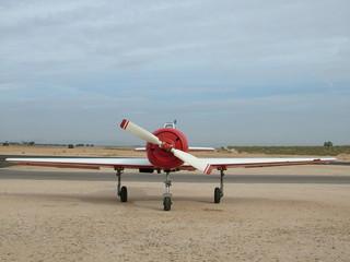 avión acrobático