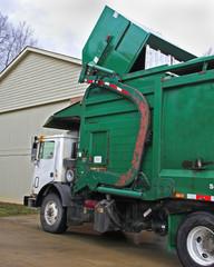 dumpster pickup
