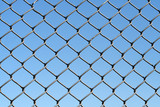 wire netting poster