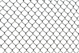isolated wire netting poster