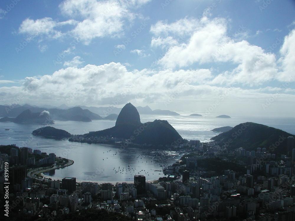 brazylia niebo chmura - powiększenie
