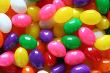 easter egg candy poster