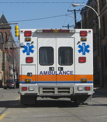 ambulance rear