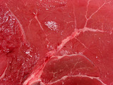 raw meat texture poster