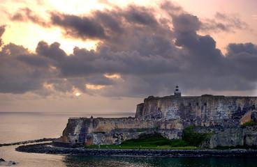 puerto rico lighthouse