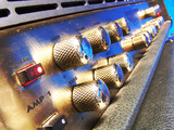 macro speaker amplifier poster