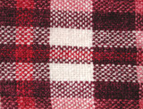 pink burgundy and white plaid textile background poster