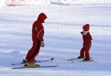 winter recreational activity poster
