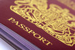 british passport - 386199