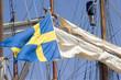 segelschiff mit flagge 1