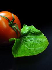 tomato and salat