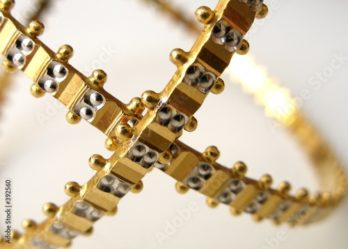 gold bangles iii