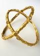 gold bangle iii