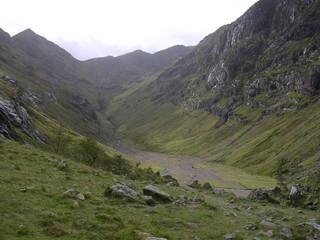 lost valley,glencoe