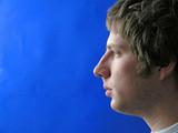 head profile poster