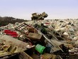 Leinwandbild Motiv the dump