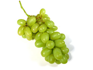 green grapes bunch 1