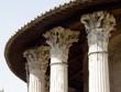roman temple and columns