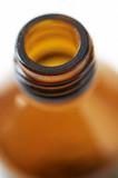 medicine bottle in close up poster