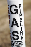gas line post poster