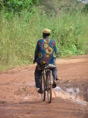 nigerian cyclist