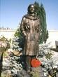 statue  cloclo