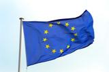 drapeau europeen poster