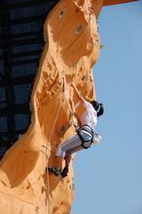 lady rock climber 2