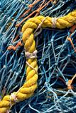 fishing net 4 poster