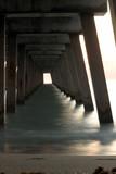 concrete pier poster