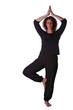 yoga, der baum