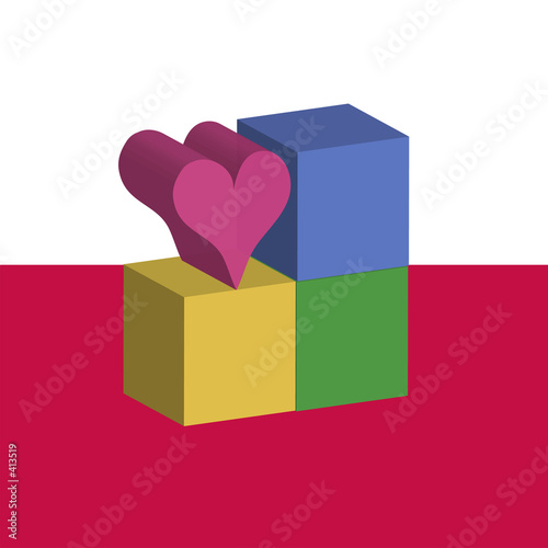 love blocks original