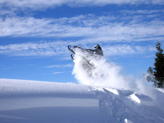 davey jumping polaris 600 rmk
