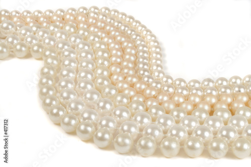 abstract pearls - 417312