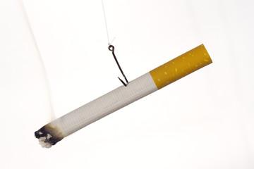 hooked on nicotine