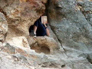 reader in rock