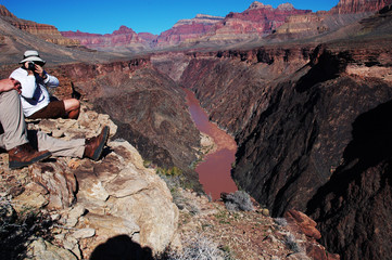 grand canyon backpackers