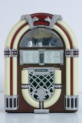 #1 white jukebox
