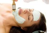 salon treatment poster