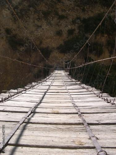 wodden bridge © Eldad Yitzhak