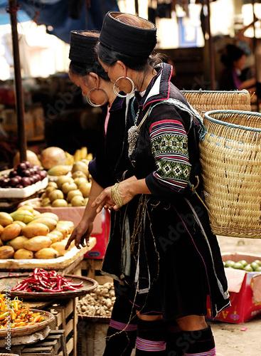 people of sapa in vietnam