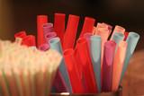 bunch straws poster