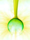 plasma lamp poster