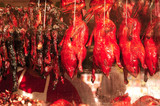 roasted chinese duck poster