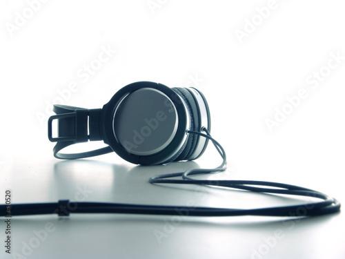 poster of headphones