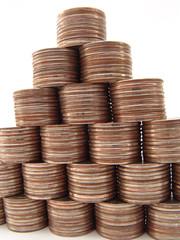 finance pyramide