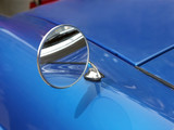 cars side mirror poster