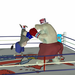 political party - boxing 2