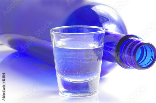 poster of shot glass